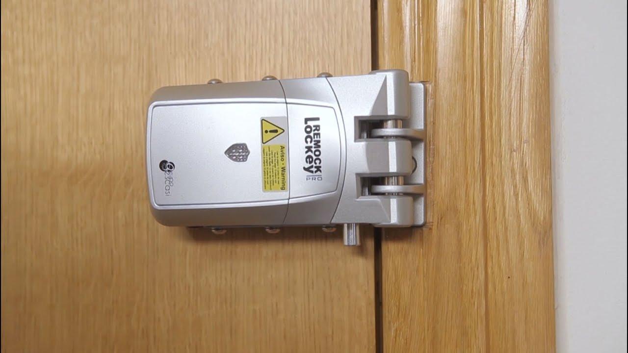 ¿Qué son las cerraduras invisibles?
