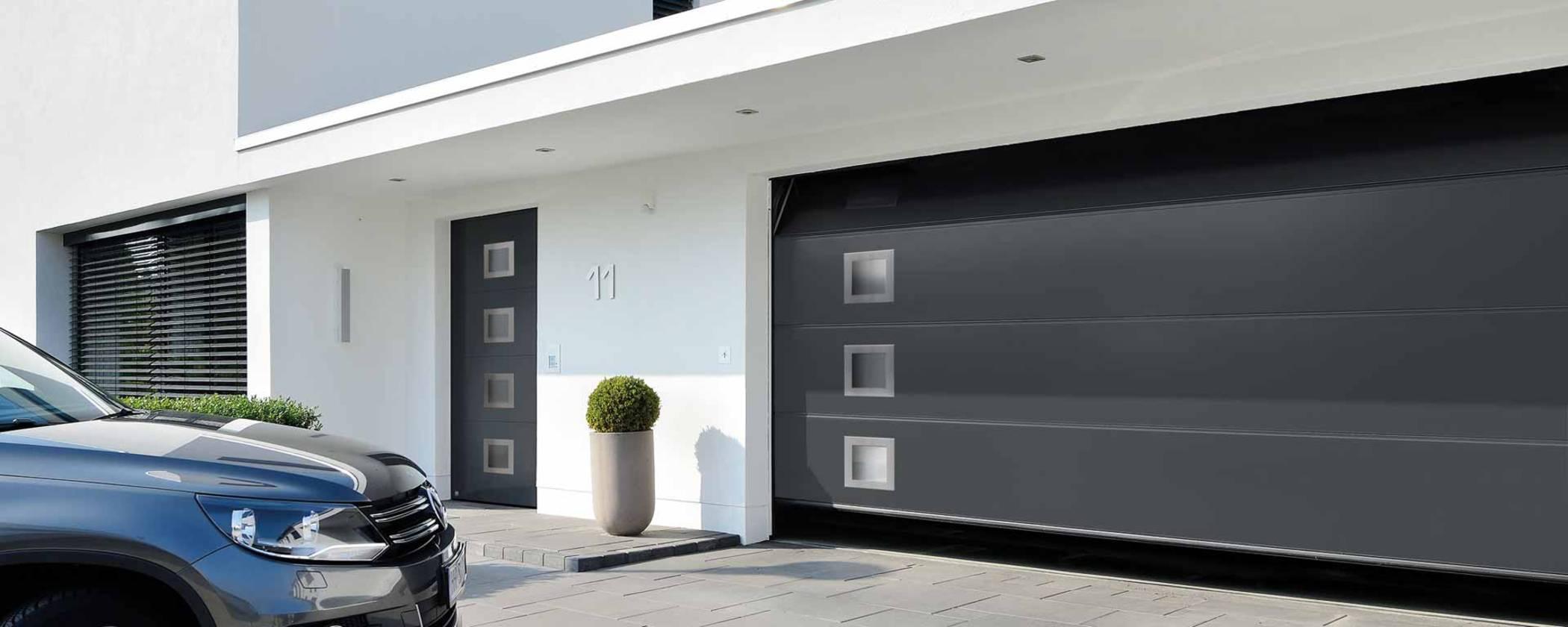 Puertas automáticas para su garaje