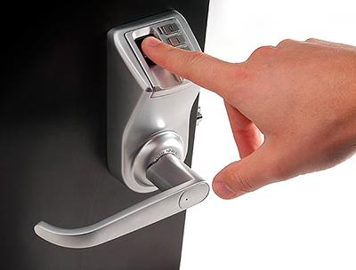 Beneficios de las cerraduras biometricas